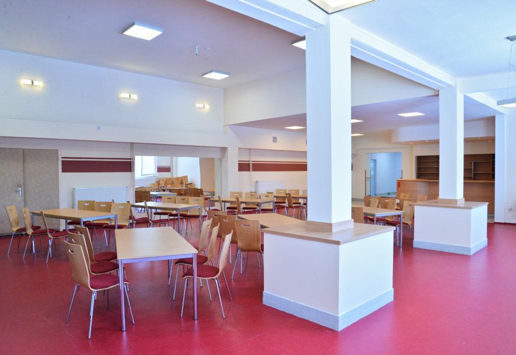 Společenský sál Kulturní dům Bílá Hora