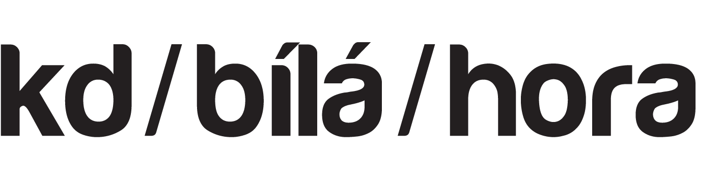 KD Bílá Hora logo