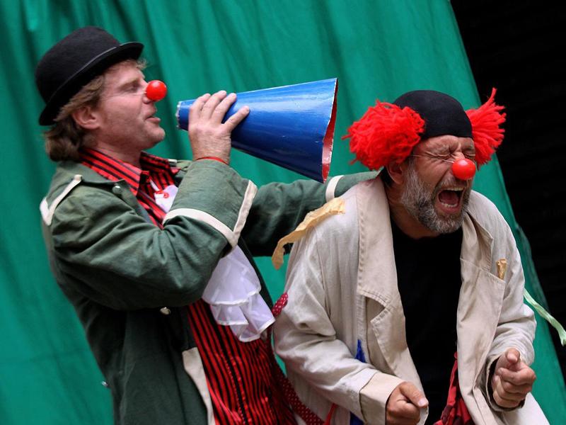 Akce pro děti: Loučení se školou - Cirkus Berto
