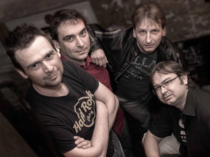 Robert Hlavatý & band