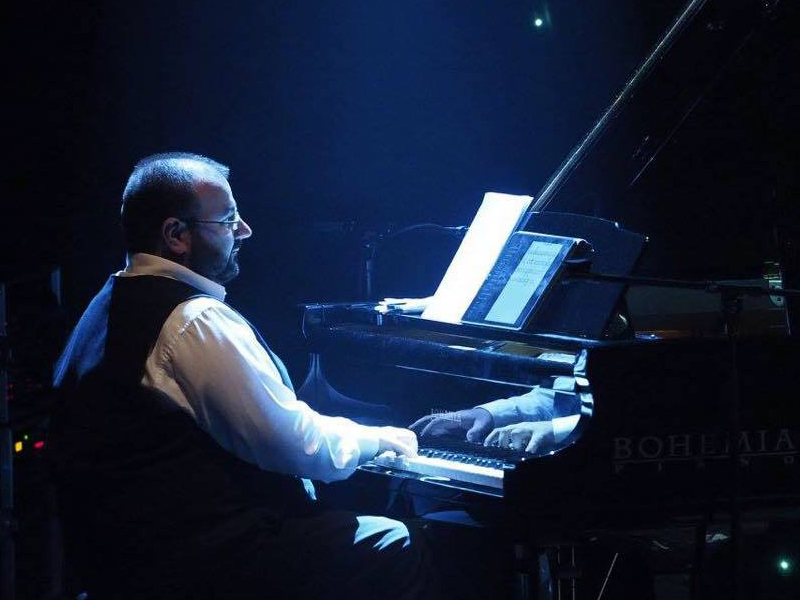 Piano večer s Václavem Tobrmanem